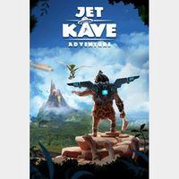 XB1 Game Code - Jet Cave Adventure
