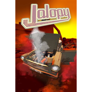 Xb1 Game Code Jalopy Xbox One Games Gameflip