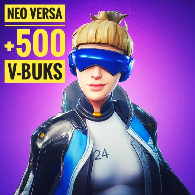 NEO VERSA 500 VBUCKS EU