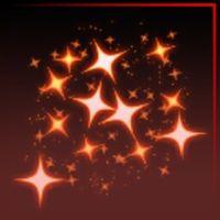 Crimson Sparkles