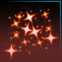 Sky Blue Sparkles