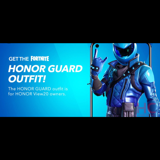 Code | Fortnite HONOR Guard Skin Epic Games Key GLOBAL