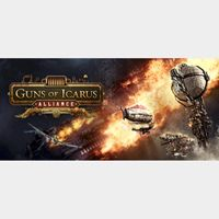 Guns of Icarus Alliance Collector's Edition + SoundTrack