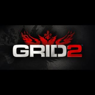 GRID 2 Steam Key (Game Plus 2 DLCs)