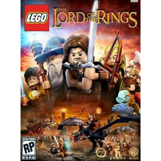 Lego Lord Of The Rings Steam Key