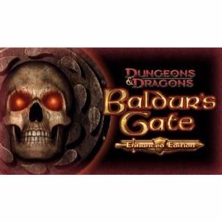 Baldur's Gate: Enhanced Edition (Steam gift/RoW)