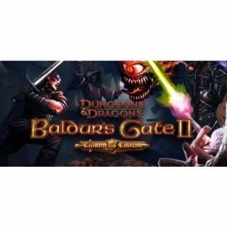 Baldur's Gate II: Enhanced Edition (Steam gift/RoW)