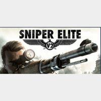 ✅Sniper Elite V2 steam key