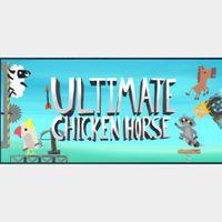 ✅Ultimate Chicken Horse steam key