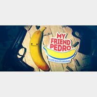 ✅My Friend Pedro steam key