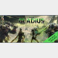 ✅WARHAMMER 40,000: GLADIUS - RELICS OF WAR steam key
