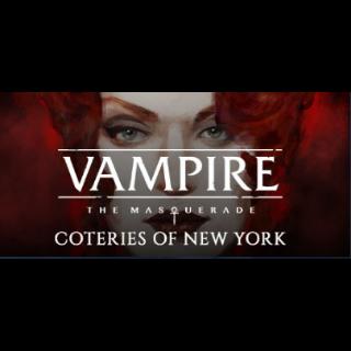 ✅Vampire: The Masquerade - Coteries of New York steam key