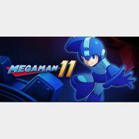 ✅Mega Man 11 steam key