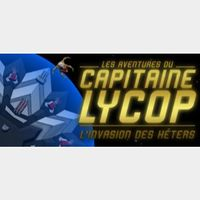 Captain Lycop : Invasion of the Heters