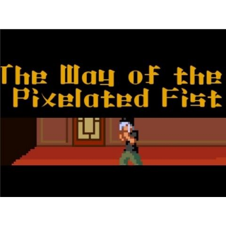 The Way of the Pixelated Fist