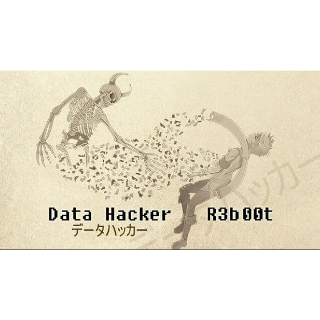 Data Hacker Reboot