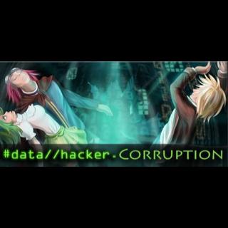 Data Hacker Corruption
