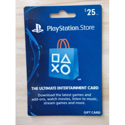 25 playstation store gift card playstation store gift cards gameflip. Black Bedroom Furniture Sets. Home Design Ideas