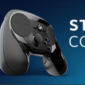 Steam controller wireless