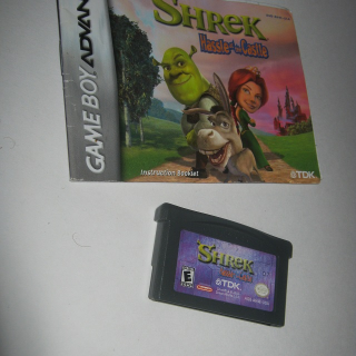 Shrek: Hassle at the Castle - GBA