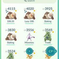 Pokémon Go Account