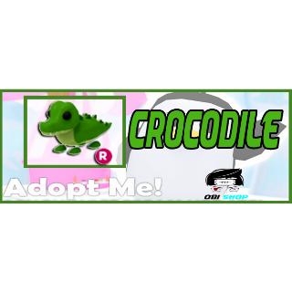 Pet | Adopt Me Crocodile