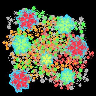 Other | Polychrome Snowflakes