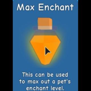 Pet | x10 Max Enchant | BGS