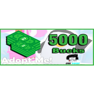 Other | Adopt Me 5k Bucks