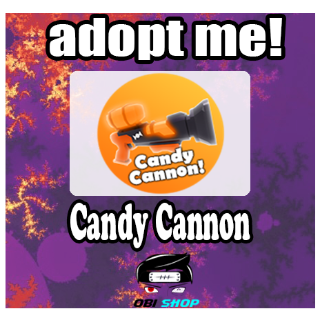 Pet | Candy Cannon | Adopt Me