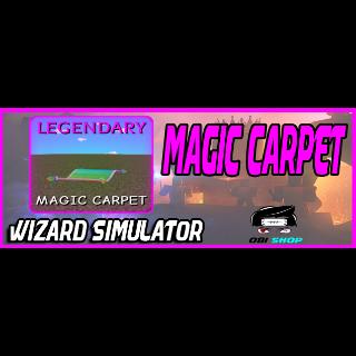 Pet | Wizard Simulator Carpet