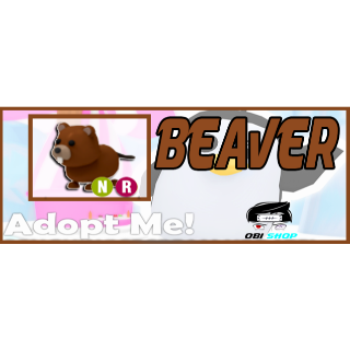 Other   Adopt Me Neon Beaver