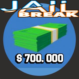 Other | 700k Jailbreak Cash