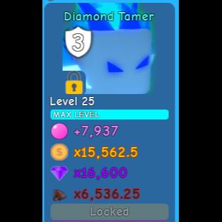 Pet | Diamond Tamer - BGS
