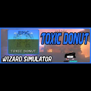 Other | Wizard Sim Toxic Donut