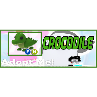 Other | Adopt Me Neon Crocodile