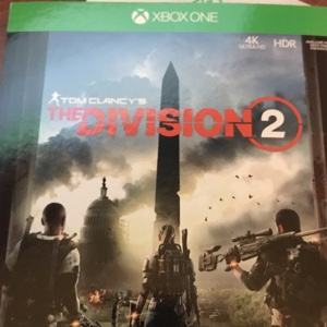 The Division 2 Digital Code Instant Delivery