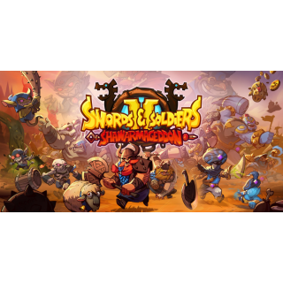 Swords and Soldiers 2 Shawarmageddon STEAMKEY