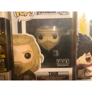 Pop! Marvel Avengers Thor With Weapons 482 Fye Exclusive!