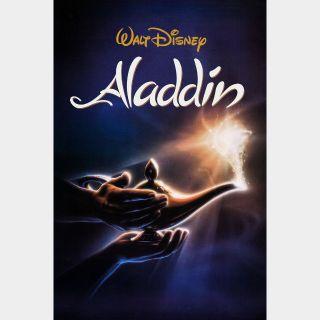 Aladdin ** animated version**