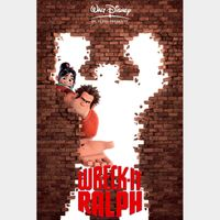 Wreck-It Ralph @@ ma code only @@