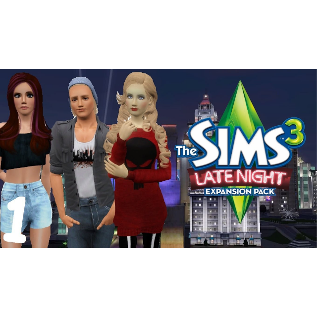 The Sims™ 3 Late Night DLC - Instant Delivery - Origin