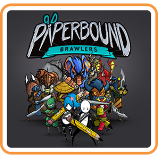 𝐈𝐍𝐒𝐓𝐀𝐍𝐓 - NA - Paperbound Brawlers - SWITCH