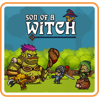 𝐈𝐍𝐒𝐓𝐀𝐍𝐓 - Son of a Witch - EU SWITCH