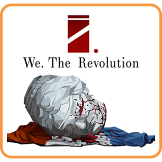 We. The Revolution (𝐈𝐍𝐒𝐓𝐀𝐍𝐓) - Switch NA - FULL GAME - Instant