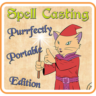 𝐈𝐍𝐒𝐓𝐀𝐍𝐓 - Spell Casting: Purrfectly Portable Edition - SWITCH - NA