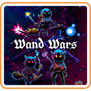 𝐈𝐍𝐒𝐓𝐀𝐍𝐓 - Wand Wars - NA - SWITCH