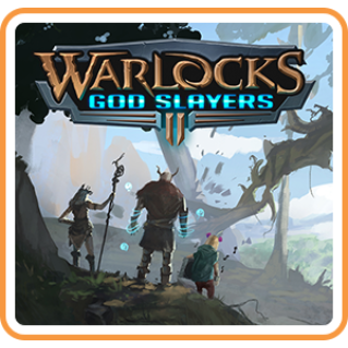 𝐈𝐍𝐒𝐓𝐀𝐍𝐓 - Warlocks 2: God Slayers - NA SWITCH
