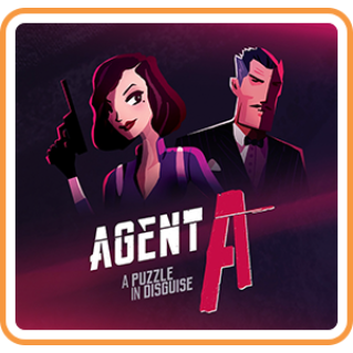 𝐈𝐍𝐒𝐓𝐀𝐍𝐓 - Agent A: A puzzle in disguise - NA - SWITCH
