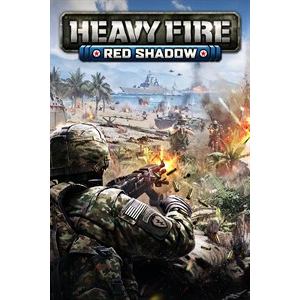 Heavy Fire: Red Shadow XB1 NA